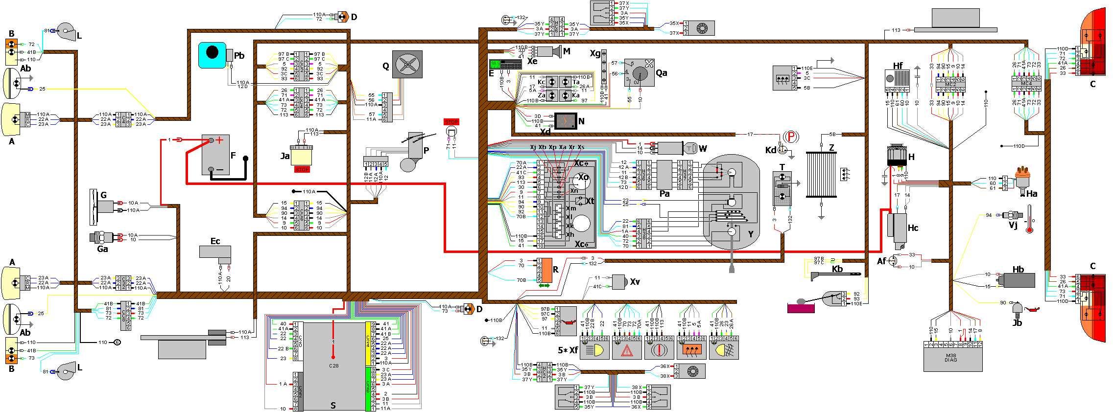 205 mi16 wiring diagram - wiring diagram sierramichelsslettvet., Wiring diagram